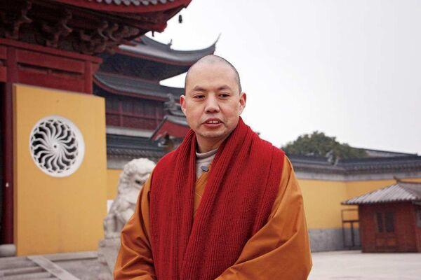 僧人霸气-个性僧侣 出世和入世之间