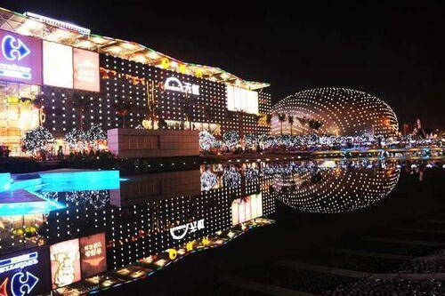腾讯滨海大厦,深圳阿里中心,百度国际等一批总部大楼建成启用,深圳
