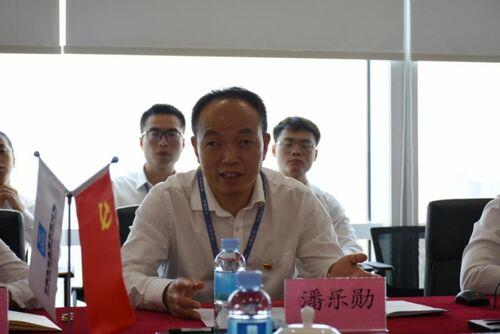安装分公司党总支书记潘乐勋总结讲话