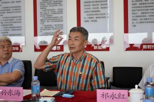 广东省军区政治部孙东海
