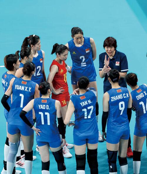 丁汀-(东京奥运会)(23)排球——女排小组赛-FZ00036996378.jpg